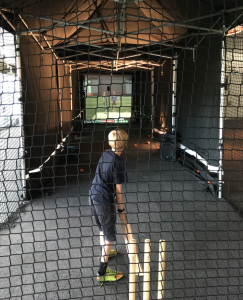 All Star Cricket at The Lord's With a Batfast Cricket Simulator