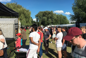 Bedfordshire river festival batfast