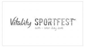 VITALITY SPORTSFEST BATFAST CRICKET SIMULATORS