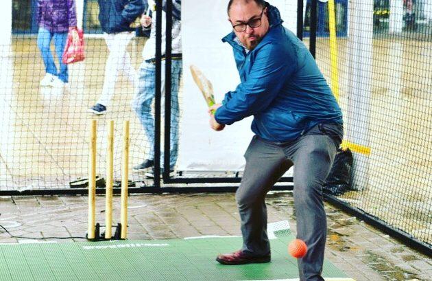 BATFAST street Cricket Simulator